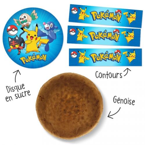 Kit Gâteau Pokémon