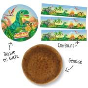 Kit Gâteau Dino