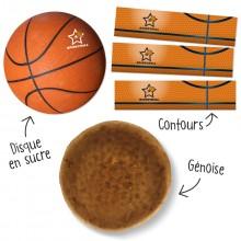 Kit Gâteau Basket