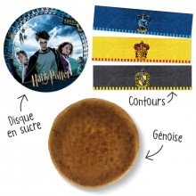 Kit Gâteau Harry Potter