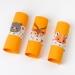6 Ronds de serviettes Animaux de la Forêt - Recyclable. n°1