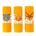 6 Ronds de serviettes Animaux de la Forêt - Recyclable. n°4