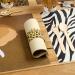 6 Ronds de serviettes Savane - Recyclable. n°5