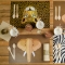 6 Sets de table Savane - Recyclable images:#4
