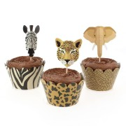 Kit Cupcakes Savane - Recyclable
