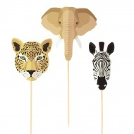 Cake Toppers Savane - Recyclable