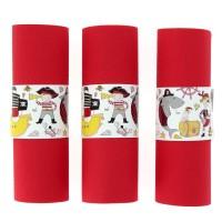 Contient : 1 x 6 Ronds de serviettes Pirate Color - Recyclable