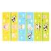 6 Ronds de serviettes Animaux de la Ferme - Recyclable. n°3