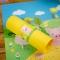 6 Ronds de serviettes Animaux de la Ferme - Recyclable images:#3