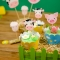 Kit Cupcakes Animaux de la Ferme - Recyclable images:#3