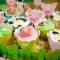 Kit Cupcakes Animaux de la Ferme - Recyclable images:#4