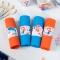 6 Ronds de serviettes Sirène Corail - Recyclable images:#0