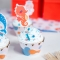 Kit Cupcakes Sirène Corail - Recyclable images:#2