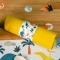 6 Ronds de serviettes Dinosaures - Recyclable images:#1