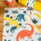 6 Sets de table Dinosaures - Recyclable images:#1