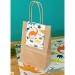 6 Sacs Cadeaux Dinosaures - Recyclable. n°2