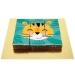 Brownies Puzzle Tigre. n°1