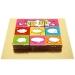 Brownies Puzzle Pop Art. n°1