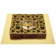 Brownies Puzzle Savane - Panthère