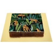 Brownies Puzzle Jungle