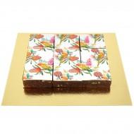 Brownies Puzzle Perroquet