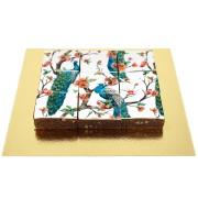 Brownies Puzzle Paon