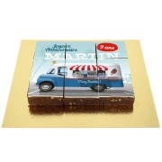 Brownies Puzzle Ice Cream Truck - Personnalisable