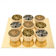 9 Cupcakes Savane