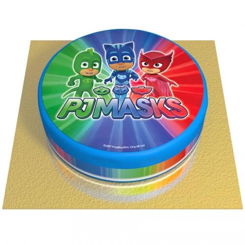 Gâteau Pyjamasques - Ø 20 cm