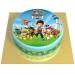 Gâteau Pat Patrouille Ryder - Ø 20 cm. n°1