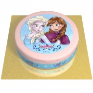 Gâteau Reine des Neiges - Ø 20 cm