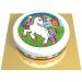 Gâteau Licorne Magique - Ø 20 cm. n°1