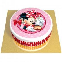 Gâteau Minnie - Ø 20 cm
