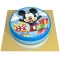 Gâteau Happy Mickey - Ø 20 cm images:#0