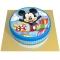 Gâteau Happy Mickey - Ø 20 cm images:#0