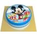 Gâteau Happy Mickey - Ø 20 cm. n°1