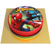 Gâteau Spiderman - Ø 20 cm