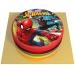 Gâteau Spiderman - Ø 20 cm. n°1