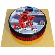 Gâteau Ladybug - Ø 20 cm