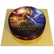 Gâteau Star Wars - Ø 20 cm Chocolat