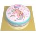 Gâteau Licorne Rainbow - Ø 20 cm. n°1