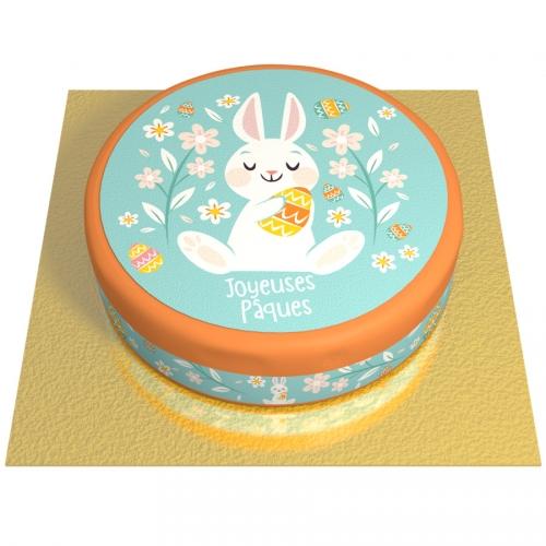 Gâteau Lapin de Pâques - Ø 20 cm