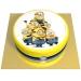Gâteau Minions - Ø 20 cm. n°1
