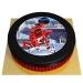 Gâteau Ladybug - Ø 26 cm. n°1