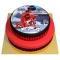 Gâteau Ladybug - 2 étages images:#0