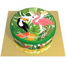 Gâteau Tropical - Ø 20 cm