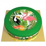 Gâteau Tropical - Ø 26 cm