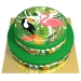 Gâteau Tropical - 2 étages. n°1