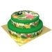 Gâteau Tropical - 2 étages. n°2