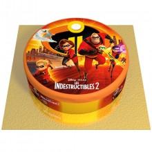 Gâteau Indestructibles - Ø 20 cm
